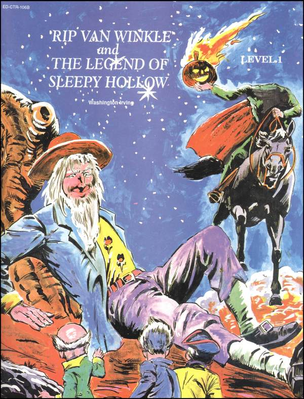 Compare and Contrasting Rip Van Winkle and the Legend of Sleepy ...